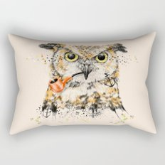 Mr.Owl II Rectangular Pillow