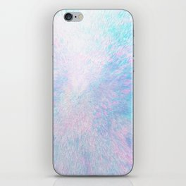 Snow Motion iPhone Skin