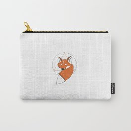 REGINALD THE FOX Carry-All Pouch