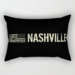 Black Flag: Nashville Rectangular Pillow