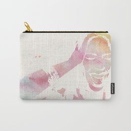 Woman Scream Carry-All Pouch