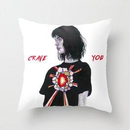 DOPAMINE Throw Pillow