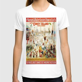 Vintage poster - Circus T-shirt