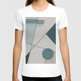 Abstract Geometric Composition 01 T-shirt