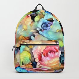 For Love of Roses Backpack