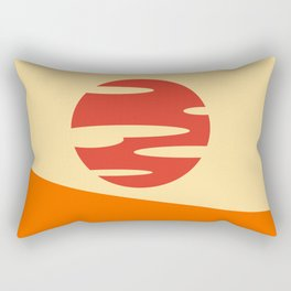 Samurai Champloo- Sunset Rectangular Pillow