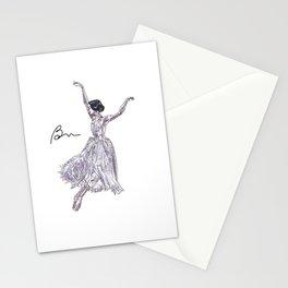 Natalia Osipova as Giselle Stationery Cards
