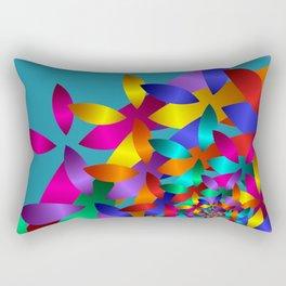 fractal geometry -3- Rectangular Pillow