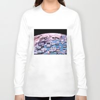 street Long Sleeve T-shirts featuring STREET by Adam Charlton