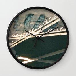 The Liberty Hotel Multiexposure Wall Clock