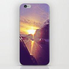Sunset Blv. iPhone & iPod Skin