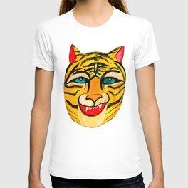 Laughing Tiger T-shirt