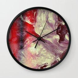 drifting no. 2 Wall Clock