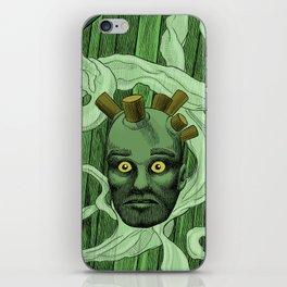 Peghead iPhone Skin