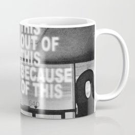 Born Into This Coffee Mug