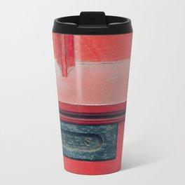 Papers Metal Travel Mug