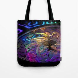 Steely-Eyed Tote Bag