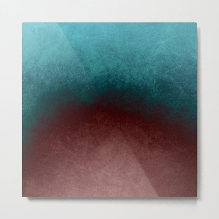 abstract texture Metal Print
