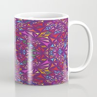 kaleidoscope Mugs featuring Kaleidoscope by David Zydd
