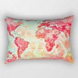 Oh, The Places We'll Go... Rectangular Pillow
