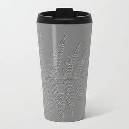 Fern - Embossed design Travel Mug