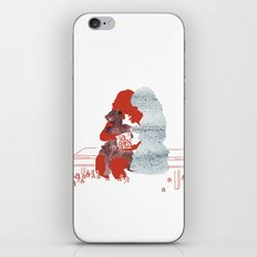 mother and daughters iPhone & iPod Skin
