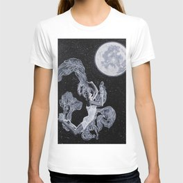 Moon child 2 T-shirt