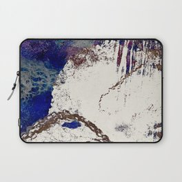 Contradictions Abstract Laptop Sleeve