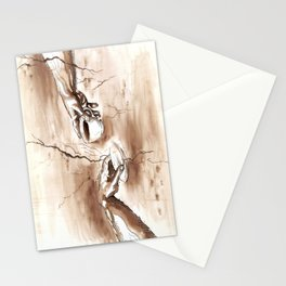 The Creation of Coffee Stationery Cards