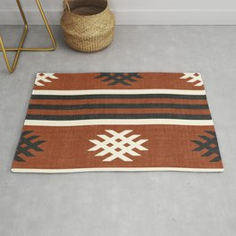 Otto in Rust Rug