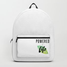Powered by LIFE Backpack