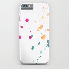 Paint Splash iPhone 6s Slim Case