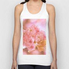 Sakura - Cherryblossom - Cherry blossom - Pink flowers 2 Unisex Tank Top