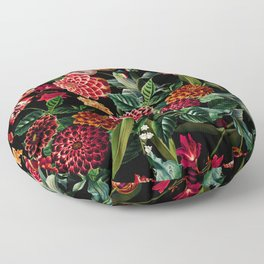 Magical Garden - II Floor Pillow