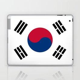 Flag of south korea Laptop & iPad Skin