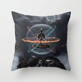 Avatar: The Legend of Aang Throw Pillow