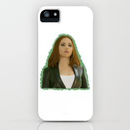 """""""Neither Am I"""" iPhone Case"""