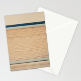 the pages of a book ... Stationery Cards