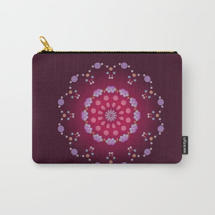 Little Purple Balls Carry-All Pouch