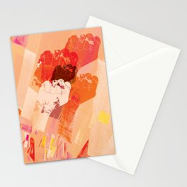 Stand Together Print Stationery Cards