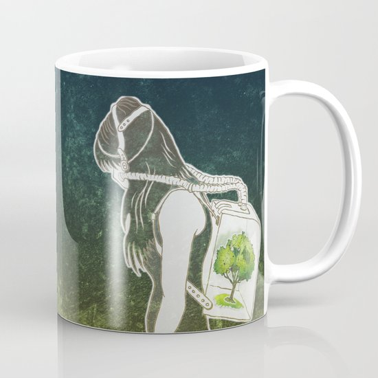 The Last Breath on Earth(SAVE THE FOREST)  Mug