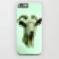 The Goat That Stares at Men iPhone 6s Slim Case