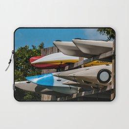 Beach Kayaks Laptop Sleeve