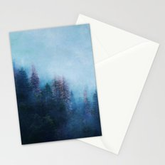 Dreamy Winter Forest Stationery Cards