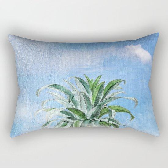Pineapple Heaven Rectangular Pillow