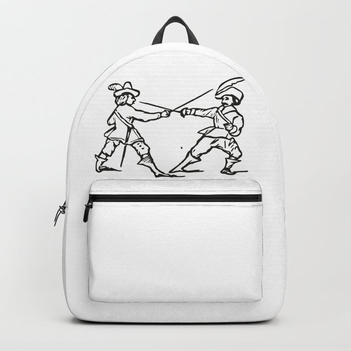Musketeers Backpack