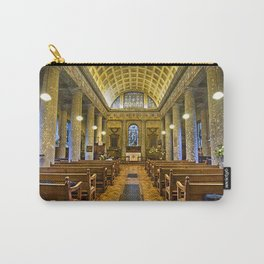 Inside St Lawrence Mereworth Carry-All Pouch