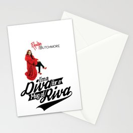 The Riva Diva Stationery Cards