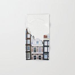 Holland Homes - Amsterdam Travel Photography Hand & Bath Towel