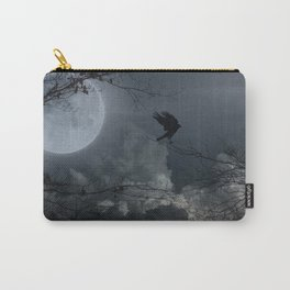There's A Moon Out Tonight Carry-All Pouch
